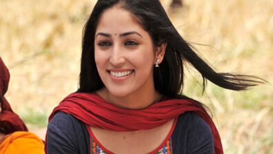 This Style of Yami Gautam In Salwar Suit Is The Most Beautiful