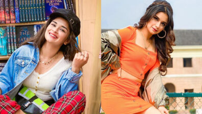 TikTok star Avneet Kaur inspires the youth with her style
