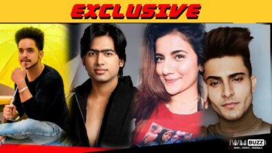 TikTok Stars Anirudh Sharma, Mrunal Panchal, Arsh Fam and newbie Shivanshu Mishra locked for a single music video Tum Kaho Toh