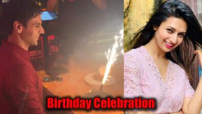 Vivek Dahiya celebrates birthday with Divyanka Tripathi in Manchester