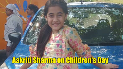 We are like one family on the set of Kulfi Kumar Bajewala: Aakriti Sharma