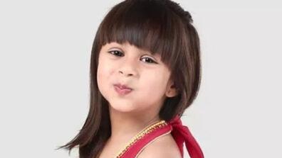 Welcoming Jenisha Bhaduri the new child actor with Star Bharat's Meri Gudiya