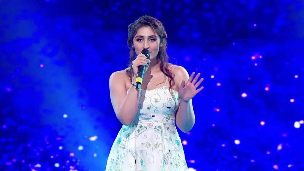 What makes Dhvani Bhanushali a true fashionista…