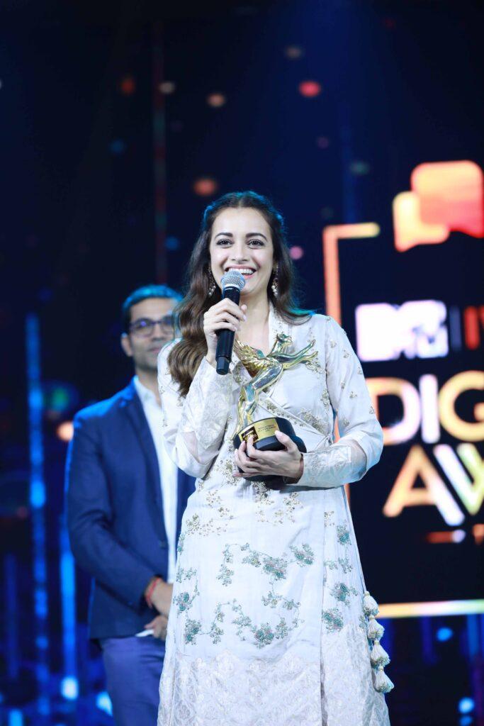 Winning moments from MTV IWMBuzz Digital Awards 2019 9