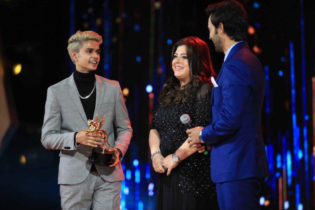 Winning moments from MTV IWMBuzz Digital Awards 2019 19