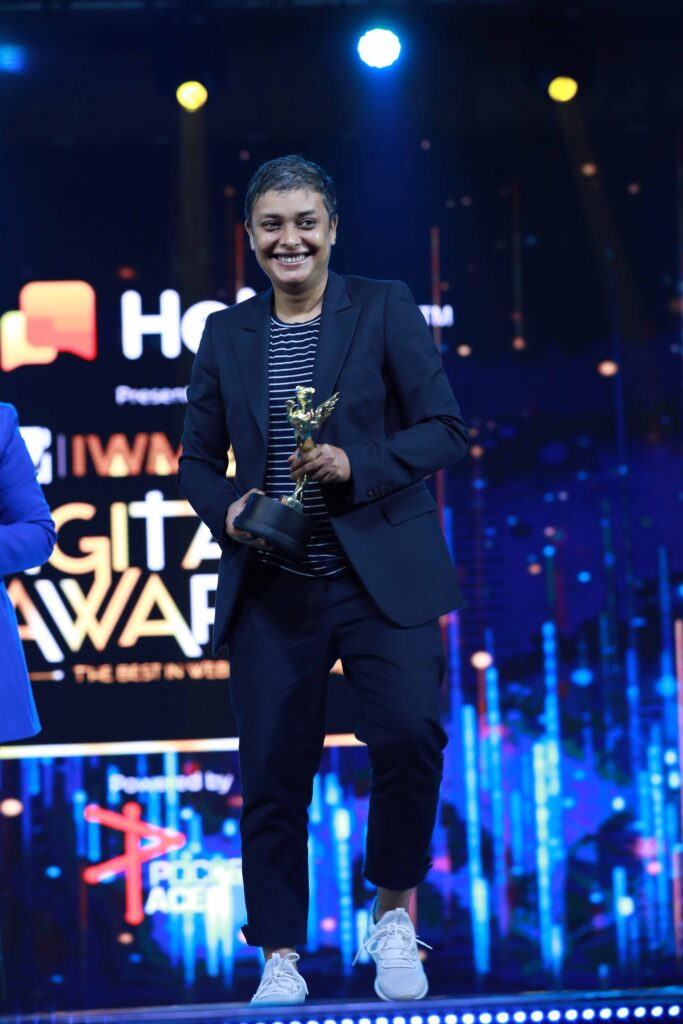 Winning moments from MTV IWMBuzz Digital Awards 2019 29