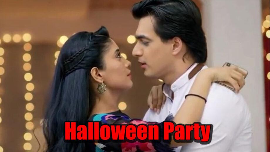 Yeh Rishta Kya Kehlata Hai: Naira and Kartik's dance at the Halloween party