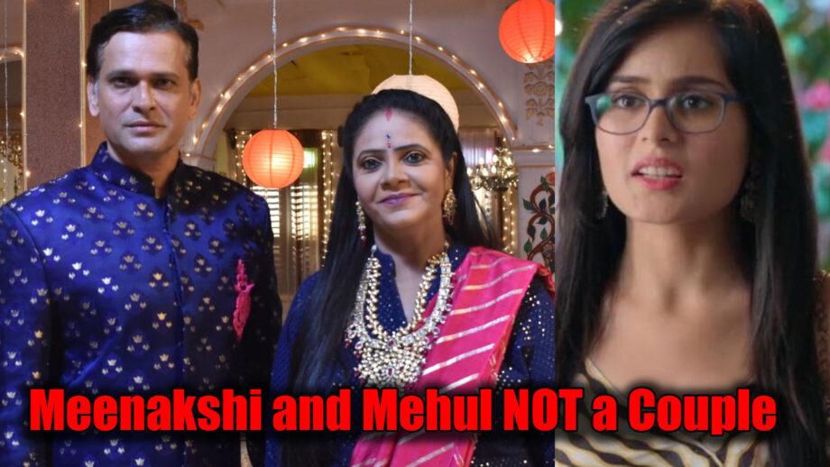 Yeh Rishtey Hain Pyaar Ke: Revelation of Meenakshi not being Mehul's wife stuns Mishti