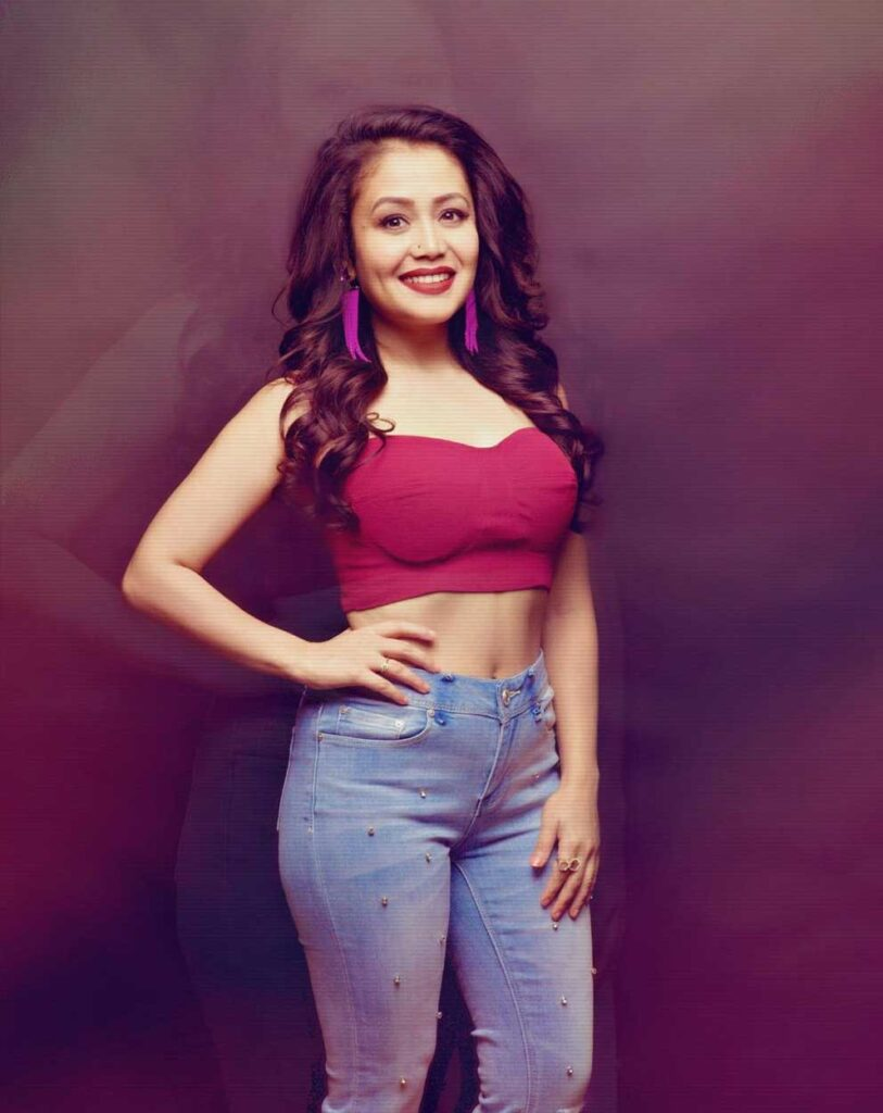 5 times Neha Kakkar nailed it with her fashion choices 1