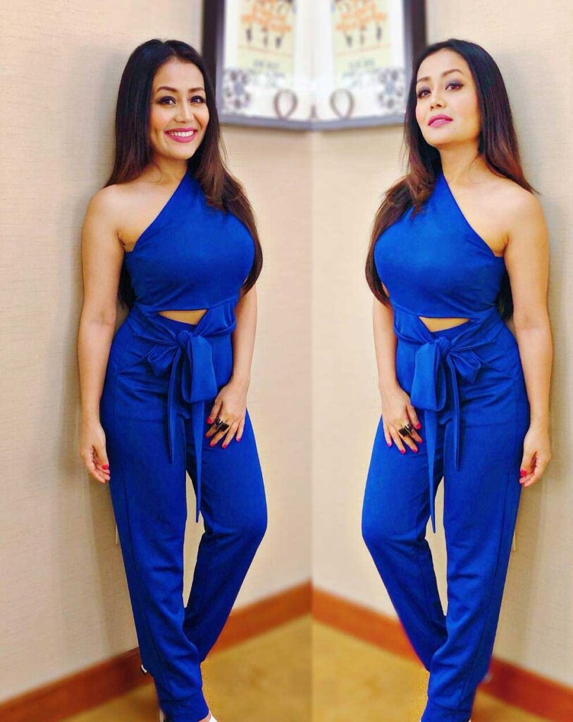 5 times Neha Kakkar nailed it with her fashion choices