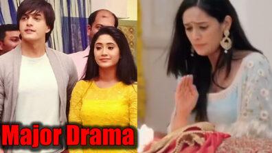 Yeh Rishta Kya Kehlata Hai Update: Naira's wedding outfit to catch fire; Vedika gets blamed
