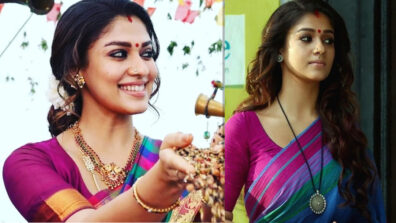 All the times when Nayanthara slayed the desi look