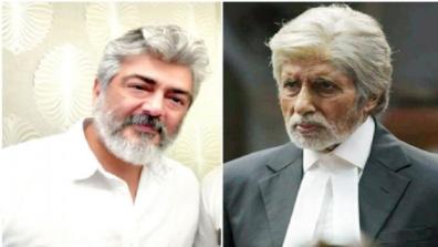 Amitabh Bachchan starrer Pink Vs Ajit starrer Nerkonda Paarvai