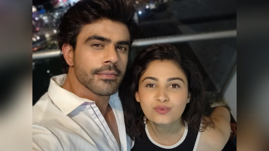 Ankit Mohan has an anniversary surprise for wife Ruchi Savarn