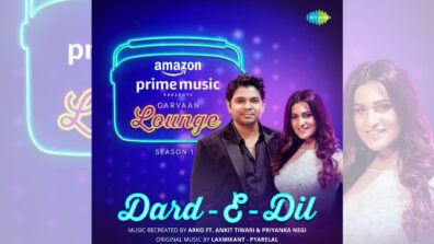 Ankit Tiwari and Priyanka Negi, come together to pay ode to an old retro classic