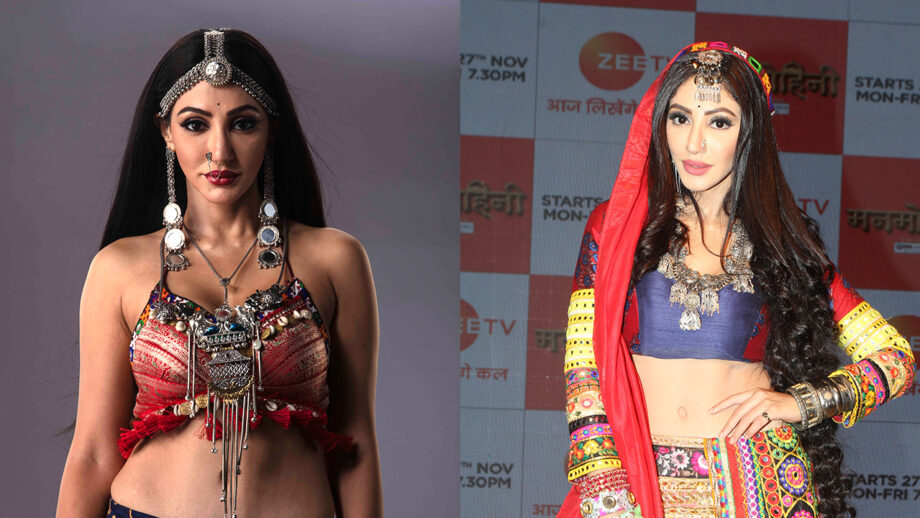 Belly dancing gives strength to a woman's body: Reyhnaa Pandit