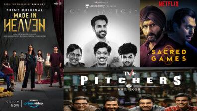 Best Indian Web Series To Binge Watch This Weekend