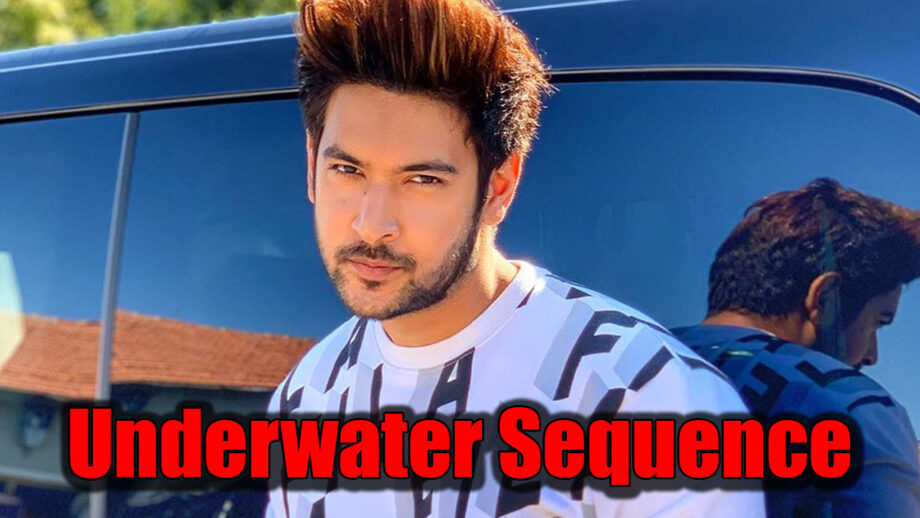 Beyhadh 2: Shivin Narang shoots an underwater sequence