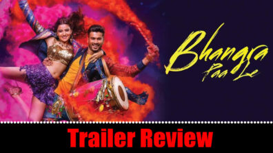 Bhangra Paa Le Trailer Review: A happy way to begin New Year