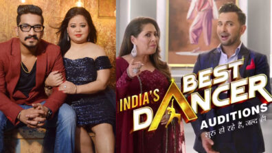 Bharti Singh and Haarsh Limbachiyaa turn host for India's Best Dancer