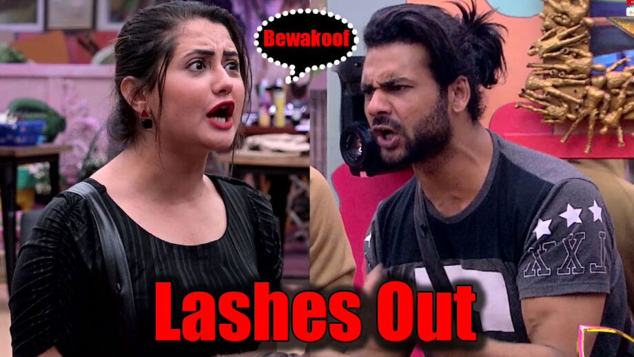 Bigg Boss 13: Rashami Desai lashes out at Vishal Aditya Singh