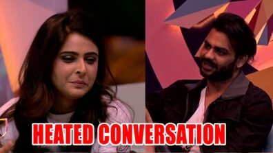 Bigg Boss 13: Vishal and Madhurima indulge in a war of words