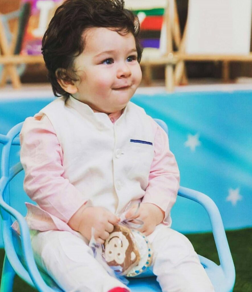 Birthday Special: Taimur Ali Khan's cutest moments caught on camera 10