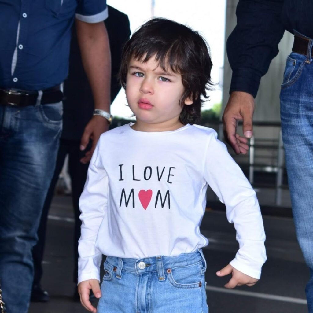 Birthday Special: Taimur Ali Khan's cutest moments caught on camera 8
