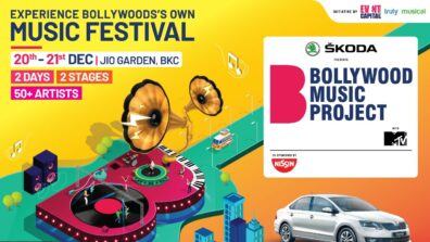 Bollywood Music Project is back with a bang in  its 5th edition! 1