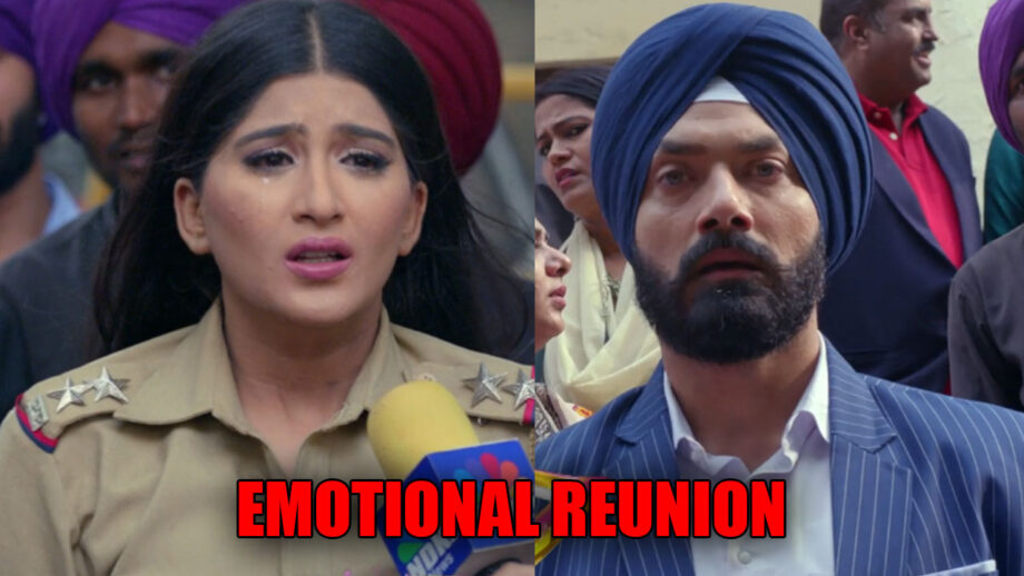 Choti Sarrdaarni: Sarabjit and Meher's emotional reunion