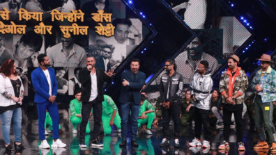Dance+5: Remo D'souza pays grand tribute to Sunny Deol and Sunil Shetty through contestants