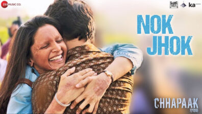 Deepika Padukone and Vikrant Massey sizzle with their chemistry in Nok Jhok