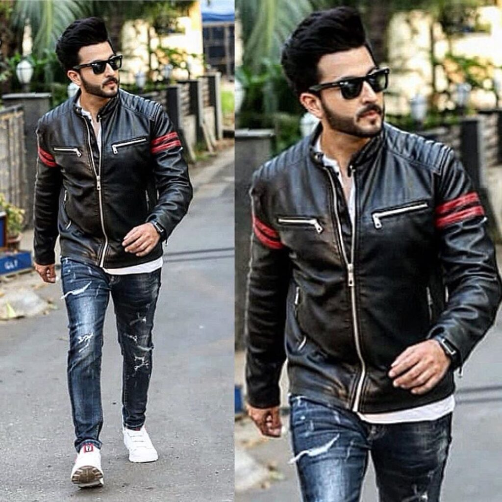Dheeraj Dhoopar strikes a cool style statement with his sun glares 5