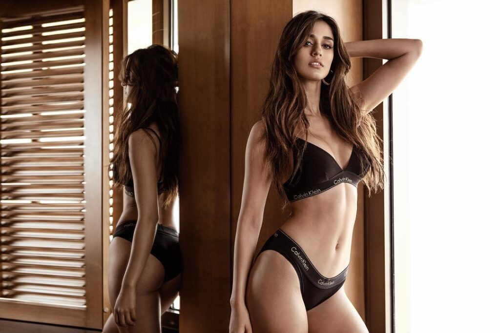 Disha Patani is the undisputed 'Queen Of Hotness'