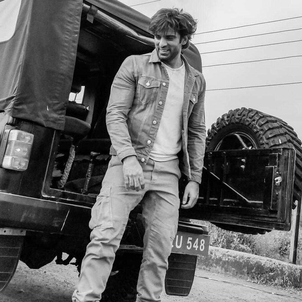 Epic Instagram Moments of Mohit Malik 9