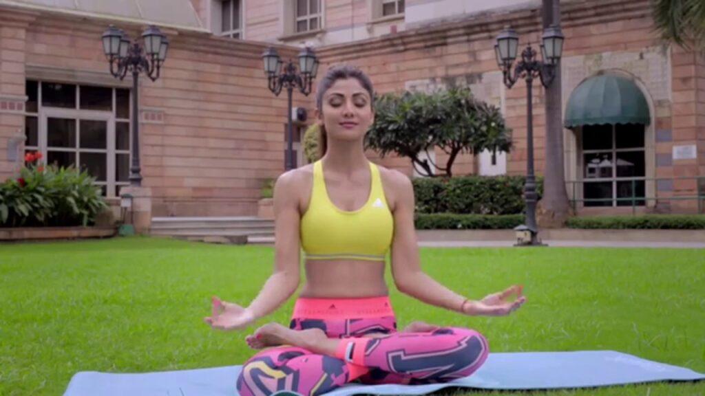 Everything about Yoga Guru Shilpa Shetty 1