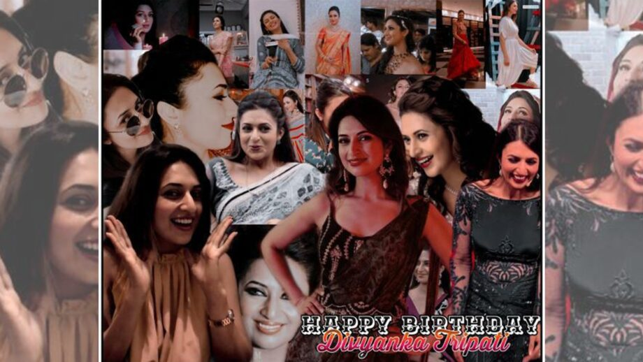 Fanlove for Divyanka Tripathi Dahiya on her birthday
