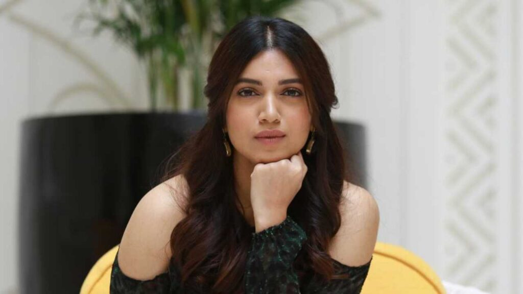 From Fat to Fit - Check Out Bhumi Pednekar's Transformation 1