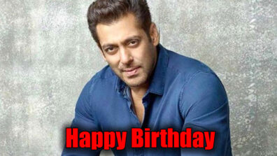 Here's whySalmanKhan brought in his birthday inMumbaithis year
