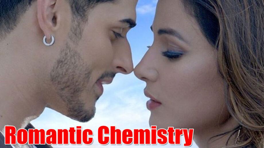 Hina Khan and Priyank Sharma's chemistry to make you fall in love 1