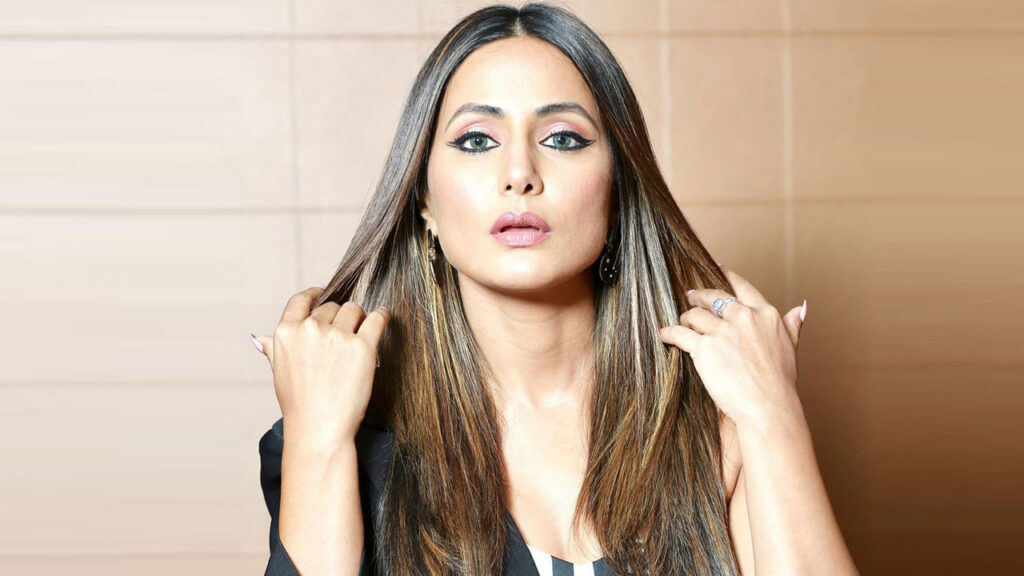 Hina Khan is the 'Style Diva'