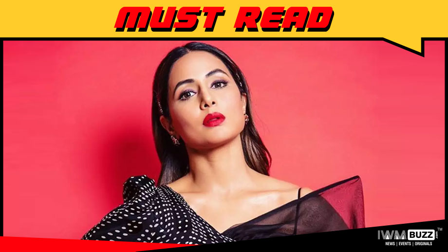 Hina Khan reacts on being the Third Sexiest Asian Woman of 2019