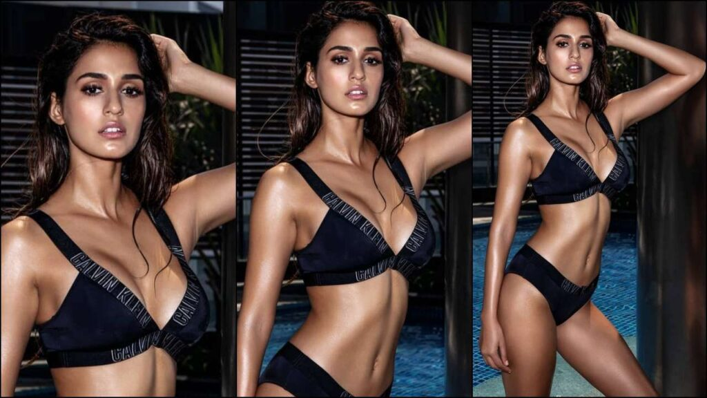 Hottest Disha Patani Bikini Pictures Will Make You Fall In Love With Her 5