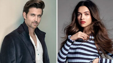 Hrithik Roshan to play Lord Krishna to Deepika's Draupadi?