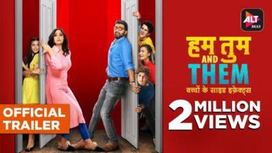 Hum Tum And Them Trailer: Watch Shweta Tiwari's Bold Avatar