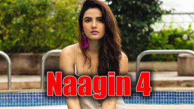 I am excited to be a part of Naagin 4: Jasmin Bhasin