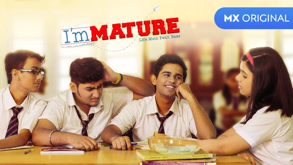 ImMature the perfect series for every teenager 1