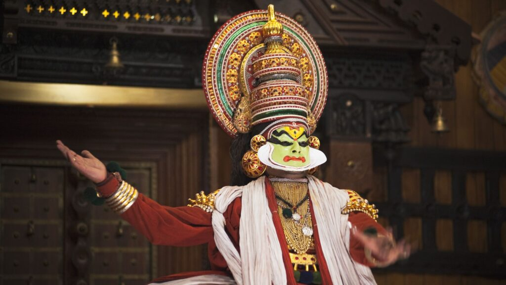 Indian Folk Theater and its Origins