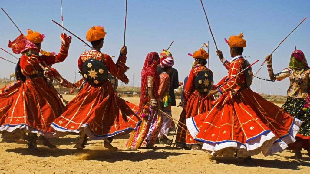 Indian Folk Traditions and the Modern Theatre   2