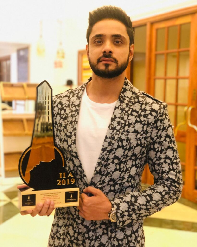 Ishq Subhan Allah's Adnan Khan is our crush for this week... 4